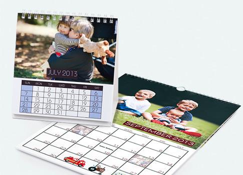 Premium Wall and Desk Calendars