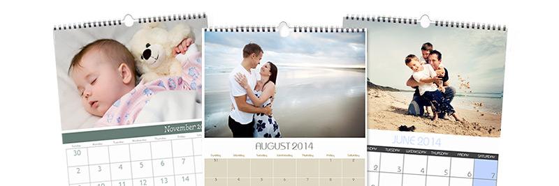 9 Calendar Templates