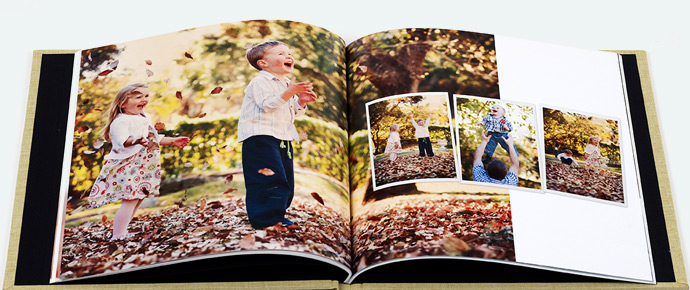 Premium Photobooks by Momento