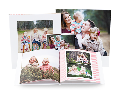 Premium Photo Books by Momento