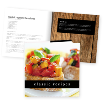 recipe books make your own personal cook book