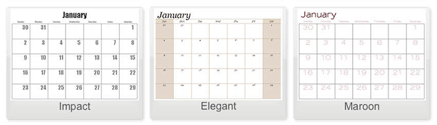 photo calendars the best way to enjoy photos all year