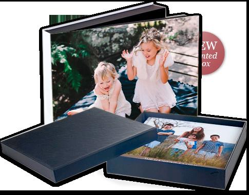 Photo book Boxes