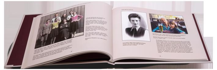 Memorium Book