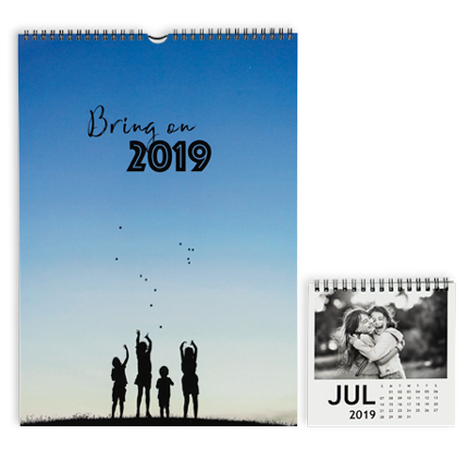 Premium Wall and Desk Calendars