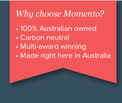 Why choose Momento?
